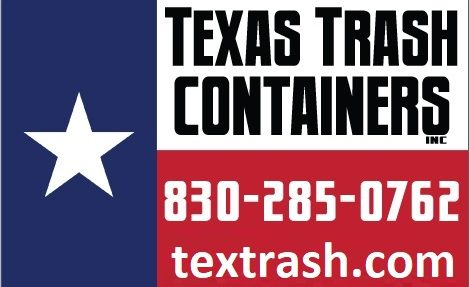 Texas Trash Containers